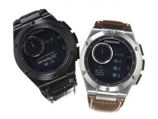 與時裝設計師聯手打造 HP Chronowing 智能手錶