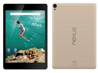 現正接受預訂 11月中旬正式發售 Google Nexus 9 平板電腦