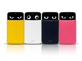 個性盡表現、專攻可愛女生市場  萌系智能手機 LG AKA 香港發售