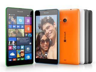 Nokia 易主後首款智能手機 Microsoft Lumia 535 Dual SIM