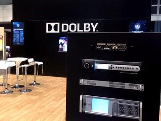 CineAsia 亞洲電影博覽會 2014 Dolby 展示一系列影院處理及回播解決方案