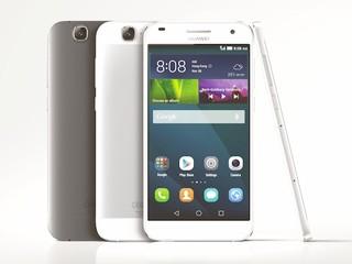 新架構處理器、支援4G LTE  Huawei 連推兩款中低階智能手機