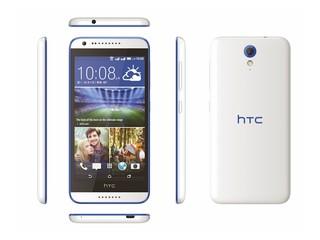 平價4G雙卡雙待、5吋手機 HTC Desire 620 dual sim