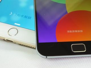 全球首部正面接觸指紋辨識 Android 手機 Meizu MX4 Pro mTouch 功能測試