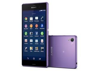 高階規格、防水防塵、高像素拍攝 Sony Xperia Z3 紫鑽版智能手機