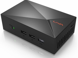 15W 超低功耗運作、附 VESA 轉架 ECS 推新一代 LIVA X 超迷你電腦