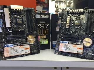 正都 : USB 3.1 主機板正式返貨!! ASUS Z97-A/USB3.1 定價HK$1380