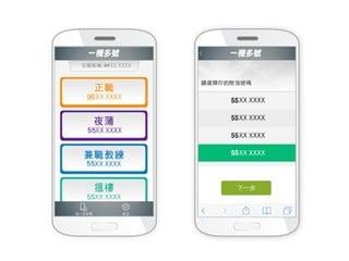 一部手機集合不同電訊商流動號碼 Smartone「一機多號」手機應用程式