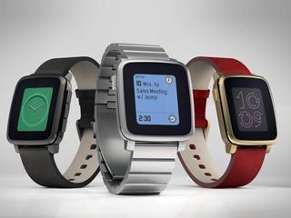一個多月成功集得2千多萬美元 Pebble Time智能手錶完成集資