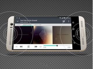 配指紋辨識 屏幕、處理器、鏡頭均升級 HTC One M9+ 智能手機中國地區發佈