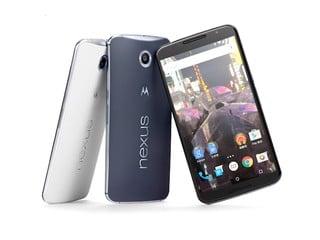 簡約原生 Android系統 升級快人一步 Google Nexus 6 香港官網開售