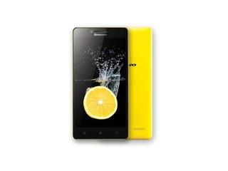 清新活力主題 入門級5吋手機 Lenovo 樂檬A6000智能手機