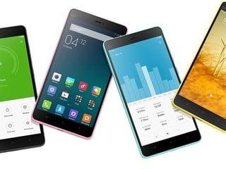 中階市場定位 支援5模16頻中港4G 小米4i 香港地區進行預售
