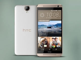 HK$4,398 2K屏幕、八核3GB HTC ONE E9+ Dual SIM 智能手機