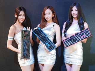 雙 PCB 設計、換上特大 LED 加強光亮度 Ducky 推出 Shine 5、RGB Cherry 機械鍵盤