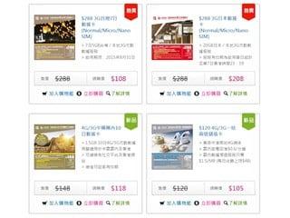 於CMHK商城購買 著數價更多 CMHK 推出港人旅遊熱點漫遊數據優惠