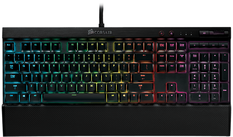 Corsair K70 RGB Cherry Keyboard