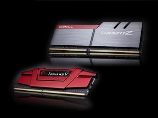 為第 6 代 Intel Core 處理器度身打造 G.Skill 全新 Trident Z、Ripjaws V 記憶體