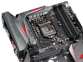 全新Intel Z170系統晶片 ASUS ROG Maximus VIII Hero