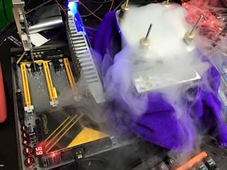 HKEPC實驗室聯手ASROCK、G.SKILL 創下Z170平台CPU、RAM時脈世界紀錄