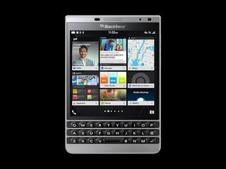 高級品味外觀 商務級使用體驗 BlackBerry Passport 金屬版本登場
