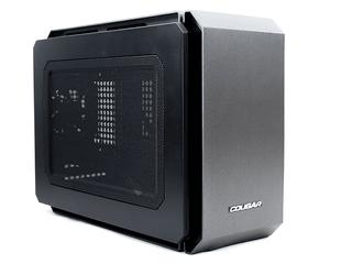 發揮箱內每吋空間、優良通風設計 Cougar QBX Mini-ITX 機箱