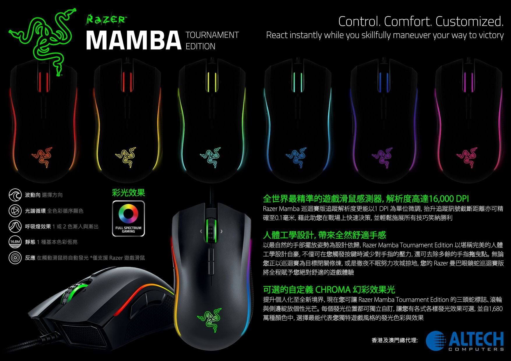 Mamba Tournament Edition