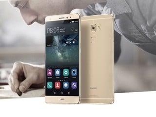壓力操控屏幕新體驗 全能手機 HUAWEI Mate S 搶先登場