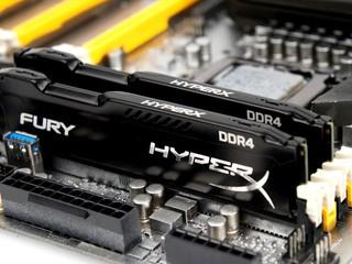 針對Intel Skylake平台而生 HyperX Fury DDR4-2133 C14 16GB Kit