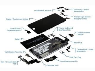 主要硬件組合多達24組 處理器及ROM成關鍵 iPhone 6S/6S+ 硬件來自多家供應商