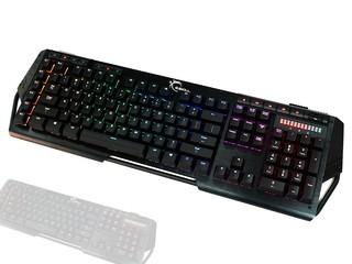 彩光全機械鍵軸、擁遊戲模式切換 G.SKILL RIPJAWS KM780 電競鍵盤