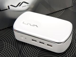 14nm Braswell SoC處理器 ECS LIVA X² Mini PC正式上市
