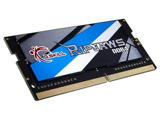 最高達 2800MHz 速度、64GB 容量 G.SKILL Ripjaws DDR4 SO-DIMM 套裝