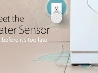 D-Link 智能家居產品線新成員登場 DCH-S160 漏水感測器 + DCH-S220 警報器