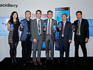 輕觸+實體鍵盤 重點強化資訊保護 Blackberry 「PRIV」登陸香港市場
