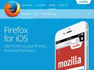 一個帳號跨平台進行同步 Mozilla Firefox for iOS 登場