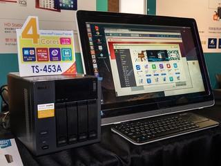 QTS-Ubuntu 雙系統、重新定義儲存 QNAP TS-x53A 發佈會節錄
