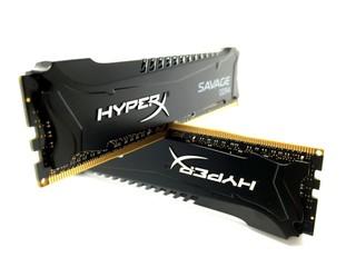 全新SAVAGE DDR4系列 HyperX SAVAGE D4-2666 C13 16GB Kit
