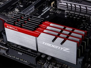 G.Skill 推出最高速 DDR4 記憶體模組 3200MHz CL14 64GB (4x16GB) 套裝