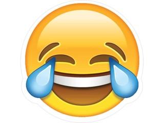 2015年十大Emoji使用率排行榜 笑哭臉居首 桃心眼、哭泣臉緊接