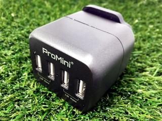 旅行充電最佳伴侶!! ProMini Power Station 4T 旅行充電器