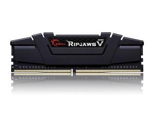G.SKILL再突破DDR4 128GB Kit速度 RIPJAWS V F4-3200C14-16GBK登場