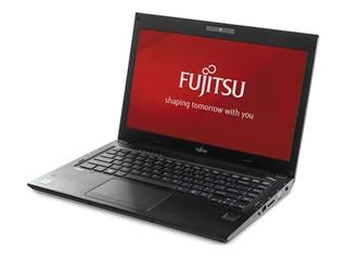 配備指紋辨識功能 加強保安 Fujitsu LifeBook  U536 手提電腦