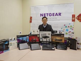 「HKEPC 丙申猴年新春活動獎不停」 Netgear 恭祝各位猴年進步 萬事皆順