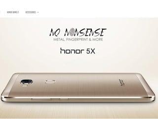 子品牌「Honor」成立 主打海外市場 Huawei 產品正式進入美國市場