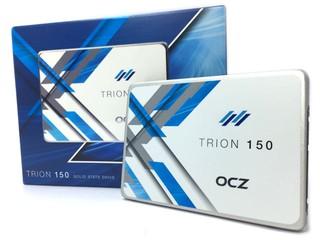 全新入門級型號 OCZ TRION 150 240GB SSD