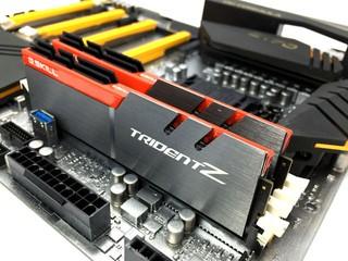 新一代 DDR4 超頻皇者!! G.SKILL F4-3600C16D-16GTZ 模組