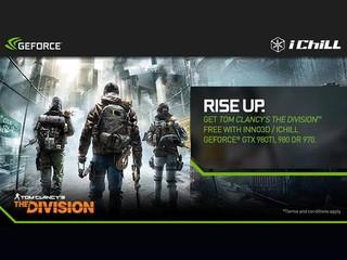 Inno3D / iChill 買卡送 Game 行動 購指定 GTX900 系列產品即獲最新射擊遊戲