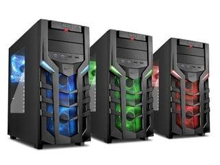 搶攻 Gaming 玩家市場 Sharkoon DG7000 ATX 機箱
