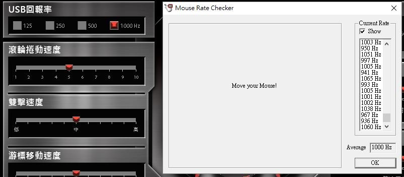 ANURA MOUSE RATE